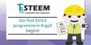 SVQ Level 4 in Argyll